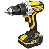 JCB 20V 3.0AH LI-ION BRUSHLESS COMBI DRILL JCB - CD20LIBL. 3 Year Guarantee