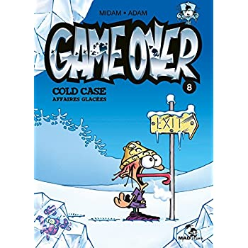 Game Over - Tome 08: Cold Case