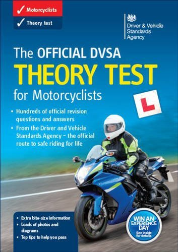 The Official DVSA Theory Test for Motorcyclists by Driver & Vehicle Standards Agency (2016-03-29)