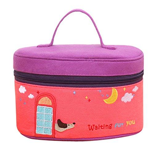 happy-cherry-algodon-maquillaje-neceser-de-cosmeticos-portable-bolso-viaje-organizador-purpura