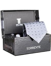 Torrente - Cravate Coffret Cofc43 Gris