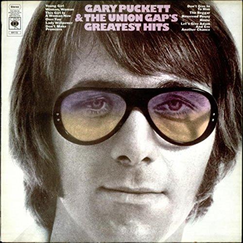 GARY PUCKETT AND THE UNION GAP'S GREATEST HITS VINYL LP[CS1042]