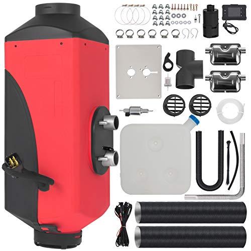 Mophorn 3kw Digital Heater Diesel Thermostat 12V Elektroheizung Elektro-Gasheizung Für Camper Camper und Bus