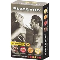 Playgard Mehr Play - Combo Pack Super-punktierte Kondome - (Pack of 5) preisvergleich bei billige-tabletten.eu