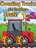 Counting Trucks For Toddlers- Count 123 [OV]