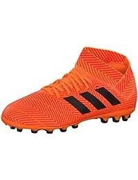 online store b6ecd 7c158 adidas Nemeziz 18.3 AG, Scarpe da Calcio Unisex – Bambini