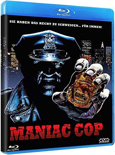Bild von Maniac Cop - uncut [Blu-ray]