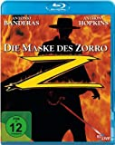Die Maske des Zorro [Blu-ray] -
