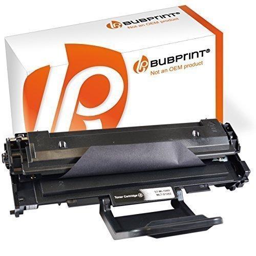 Bubprint Toner kompatibel für Samsung MLT-D1082S/ELS für ML-1640 ML1640 ML 1640 ML-1641 ML-1645 ML-2240 ML-2241 Schwarz (Samsung Ml2240 Toner)