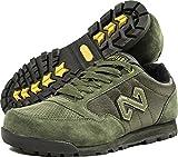 Navitas Trainers (wasserdichter Outdoor-/Freizeitschuh), Schuhgröße:46, Farbe:Green