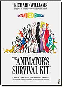 Richard williams the animator survival kit amazon