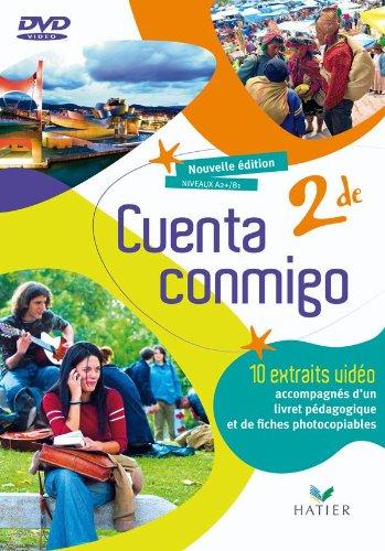 2e espagnol A2/B1 (1DVD)