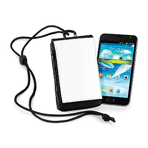 Phone Pouch Xl- Porta-smartphone Nero
