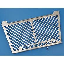 Aprilia Shiver 750 Bj 2007 – 16 Kühlerabdeckung Agua enfriador enfriador Barbacoa enfriador rejilla de ·
