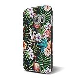 Flamingo Bird Habitat Animal Fun NEW Black 3D Samsung Galaxy S6 Edge Case | Wellcoda