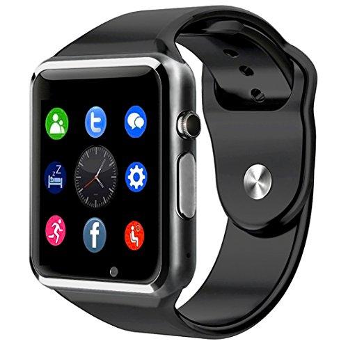 b75ba2fc0ac2d BraceTek - Reloj Inteligente Smartwatch Bluetooth 4.0 con Camara y ...