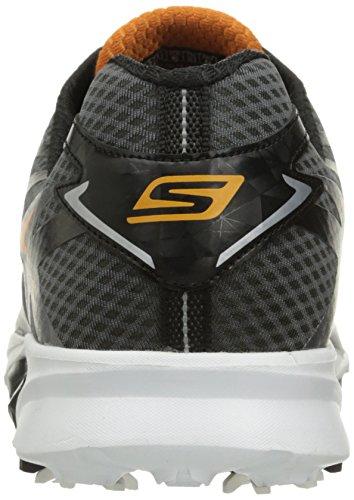 Skechers prestazioni Go Golf lama Scarpe da golf Arancione/carbone