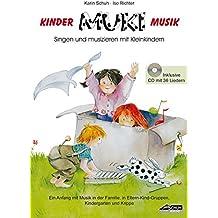 MUKI - Das Kinder- und Familienbuch (inkl. Audio CD): Singen und musizieren mit Kleinkindern (Kinder . MUKI . Musik / Singen und Musizieren mit Kleinkindern im Kindergarten und in Eltern-Kind-Gruppen)