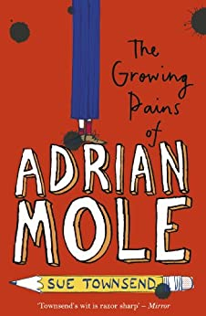 The Growing Pains of Adrian Mole par [Townsend, Sue]