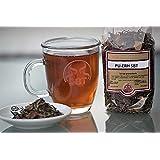 Té Rojo Pu-Pu Erh Yunnan China SBT saboreatéycafé 100 grs.Proceso de elaboración y fermentación del te Puerh en barrica de roble durante quince años. infusiones adelgazantes