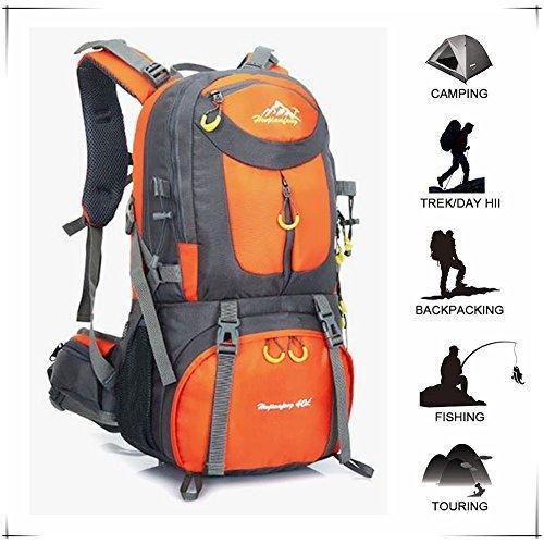 ca28addbf Mochila Trekking impermeable 55L   50L ...