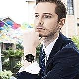 Fullmosa Milanese 14mm Uhrenarmband, Milanese Smart Watch Ersatzband kompatibel für 14mm Armband Damen&Herren,14mm Gold