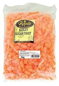 ROYALE Barley Sugar Twist Bag 3 Kg