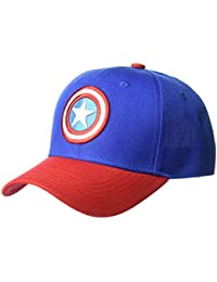48387750a0f Amazon.in  Marvel - Caps   Hats   Accessories  Clothing   Accessories