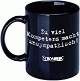 Stromberg Kaffeebecher Kompetenz