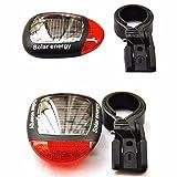 Hirolan 1200LM Cree Q5 Fahrrad LED Radfahren Fahrrad Kopf Vorderseite Licht Taschenlampe + 360 Mount Eingebaut wiederaufladbar Batterie Mit Einstellbar Klemme (Schwarz)