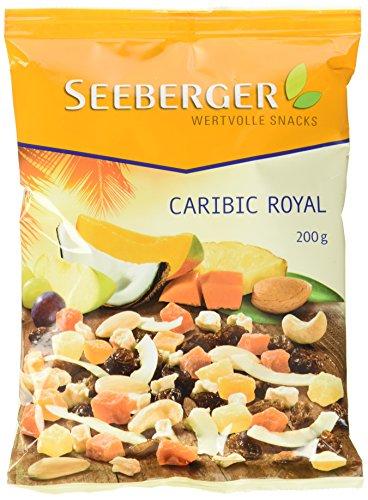 Seeberger Caribic Royal, 6er Pack (6x 200 g Packung)