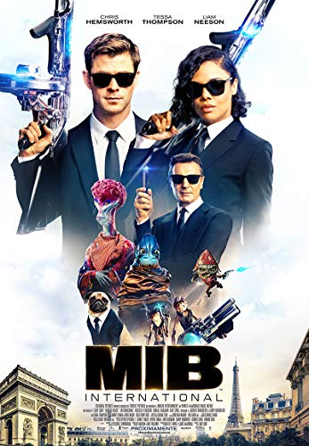 Men in Black: Internacional [Blu-ray]