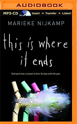 This Is Where It Ends by Marieke Nijkamp (2016-01-05)
