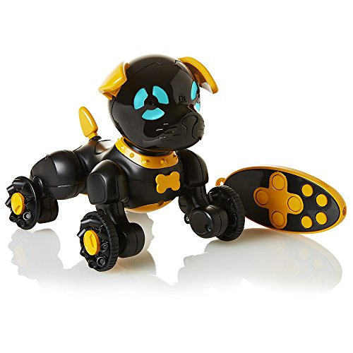 WowWee - 3819 - Chippies Chippo, schwarz