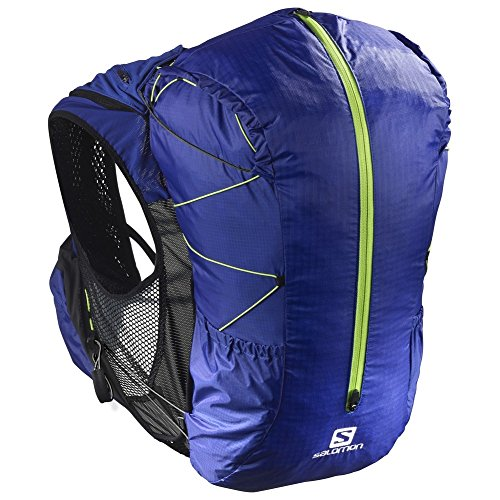 SALOMON S-Lab Peak 20 Mochila, Unisex Adulto, Azul (Surf the Web), M