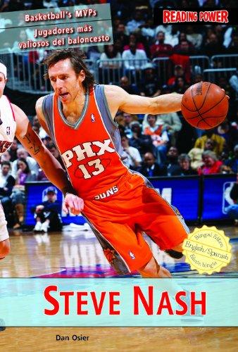 Steve Nash (Basketball's MVPs/Jugadores mas valiosos del baloncesto) por Dan Osier