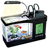 USB-Desktop-Aquarium - Komplett-Geschenk Set von Global Care Market