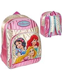 Disney Princess - Mochila G Princess - Color : Rosa