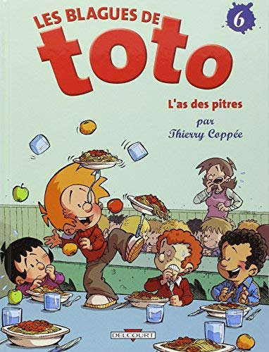 Les Blagues de Toto, Tome 6 by THIERRY COPPEE(2008-05-16) par THIERRY COPPEE