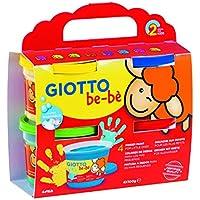 Giotto be-bè Be Pintura a Dedos (Fila 467200)