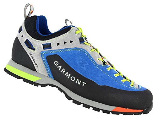 Garmont Dragontail LT Cobalto/Ciment Limitierte Schuhjaeger Sonderedition (UK 10,5 - EU 45)