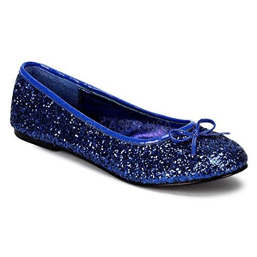 Higher-Heels, Ballerine donna Blu (blu)