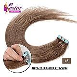 Generic Tape Hair Extensions, Natural Hu...