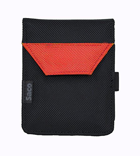 Saco Laptop Hard Disk Plug and Play Pouch Sleeve Bag for Terabyte 2.5-inch SATA Laptop portable external harddisk casing - Red
