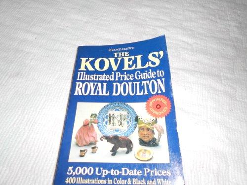 KOVELS ILLUS PRGDE TO ROYAL DO Royal Doulton Toby Jug