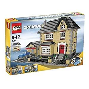 Lego Creator 4954 - Stadt Haus