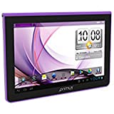 "Primux Tech Cyclone de 2-Tablette 10,1"" Wi-Fi ( 3 g 1GB de RAM 8GB de mémoire interne Android 4,2 Jelly Bean) Violet"