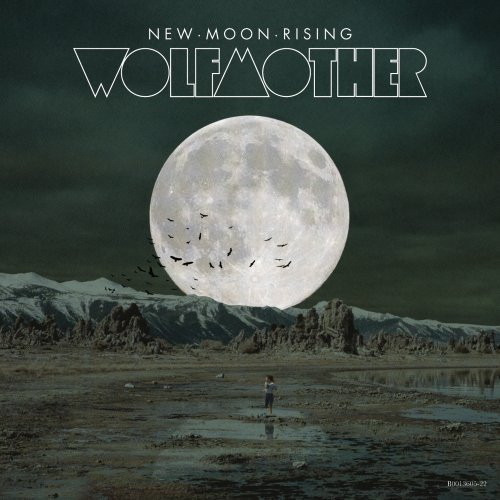 New Moon Rising: The Remixes by Wolfmother