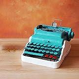 ZPSPZ Home Dekoration Wohnzimmer Amerikanische Alte Schreibmaschine Dekoration Wohnzimmer TV - Kabinett Kabinett Möbel Café 17 * 18 * 10Cm Schreibmaschine Ornamente