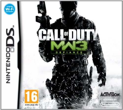 NEW & SEALED! Call of Duty Modern Warfare 3 MW3 Nintendo DS Game UK PAL (Cod Für Ds)